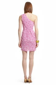 Ikat Swirl Dress by Shoshanna