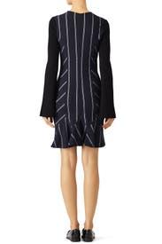 Ribbed Godet Dress by Derek Lam 10 Crosby