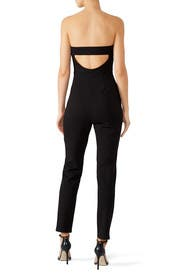 Strap Back Tube Jumpsuit by Susana Monaco