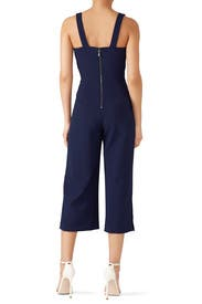 Stretchy Tech Jumpsuit by Nicole Miller