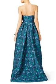 Woodland Dress by Cynthia Rowley