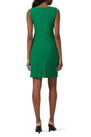 Kelly Green Sterling Dress by Of Mercer