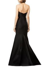 Clear Night Gown by Badgley Mischka