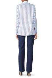 Tuxedo Shirt by Rosetta Getty
