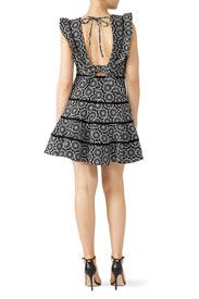 Sierra Frill Dress by BARDOT