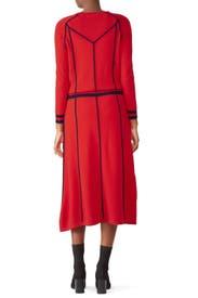 Ribbon Dress by Chinti & Parker