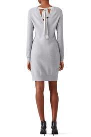 Tin Grey Dress by Jason Wu