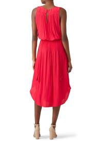 Raspberry Hailey Dress by Ramy Brook