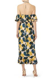 Island Time Dress by C/MEO COLLECTIVE