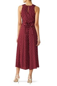 Lia Dot Jumpsuit by kate spade new york