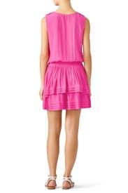 Pink Raquel Dress by Ramy Brook