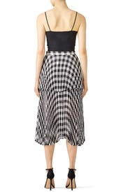 Gingham Reese Skirt by DELFI Collective