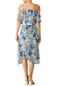 Floral Kam Dress by Parker