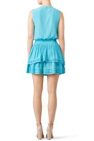 Blue Raquel Dress by Ramy Brook