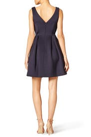 Navy Petal Dress by Slate & Willow
