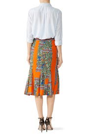 Jada Skirt by Tory Burch