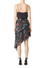 Blink Asymmetric Skirt by Iro