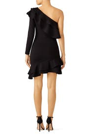 Black Pavel Dress by Amanda Uprichard