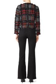 Tweed Suit Jacket by The Kooples