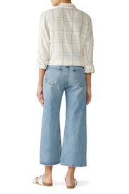 Sacha High Rise Wide Leg Jeans by Citizens Of Humanity