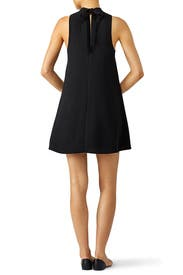 Black Macon Dress by LIKELY