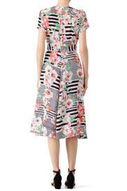 Spin Me Around Wrap Dress by Yumi Kim