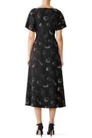 Bias Cut Dress by Co