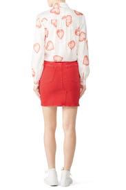 Rio Denim Skirt by Sanctuary