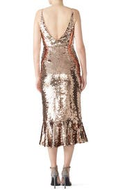 Aidan Sequin Dress by SALONI