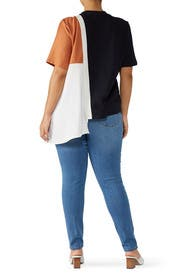Mondrian Top by Clu