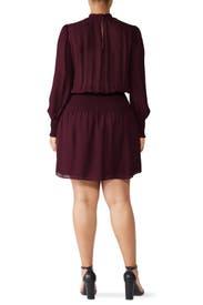 Robyn Blouson Dress by Parker