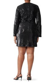 Sequin Sestina Dress by Nanette Lepore