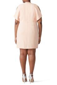 Pink Mini Dress by Genny