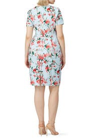 Floral Jodee Sheath by Black Halo