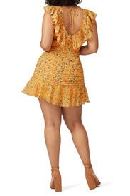 Daring Day Mini Dress by La Maison Talulah