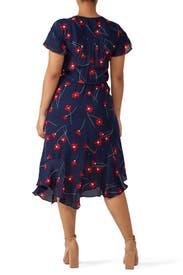 Verity Floral Dress by Parker