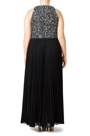 Dara Jumpsuit by Badgley Mischka