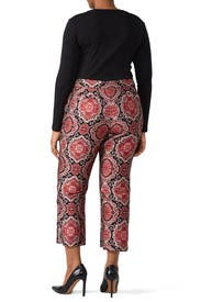 Medallion Flare Pants by kate spade new york