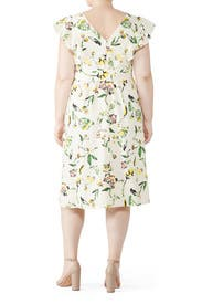 Inez Dress by Tanya Taylor