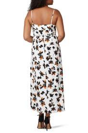 Button Detail Camisole Dress by DEREK LAM