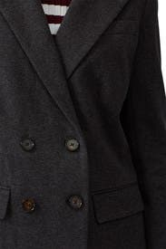 Grey Work Blazer by Polo Ralph Lauren
