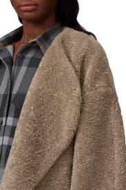 Bellac Faux Fur Jacket by Totême
