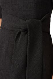 Tie Waist Sheath by Toccin