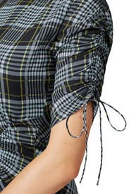 Plaid Handkerchief Dress by Jonathan Simkhai