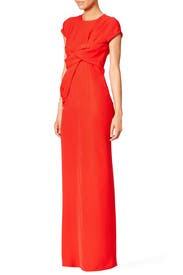 Knotted Gown by Cedric Charlier