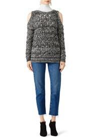 Black Bernette Sweater by BB Dakota