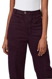 Eggplant Kali Pants by Sea New York