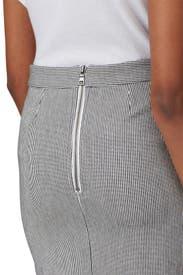 Pinstripe Pencil Skirt by Fifteen Twenty