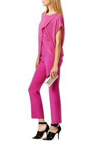 Amber Waves Jumpsuit by Blumarine
