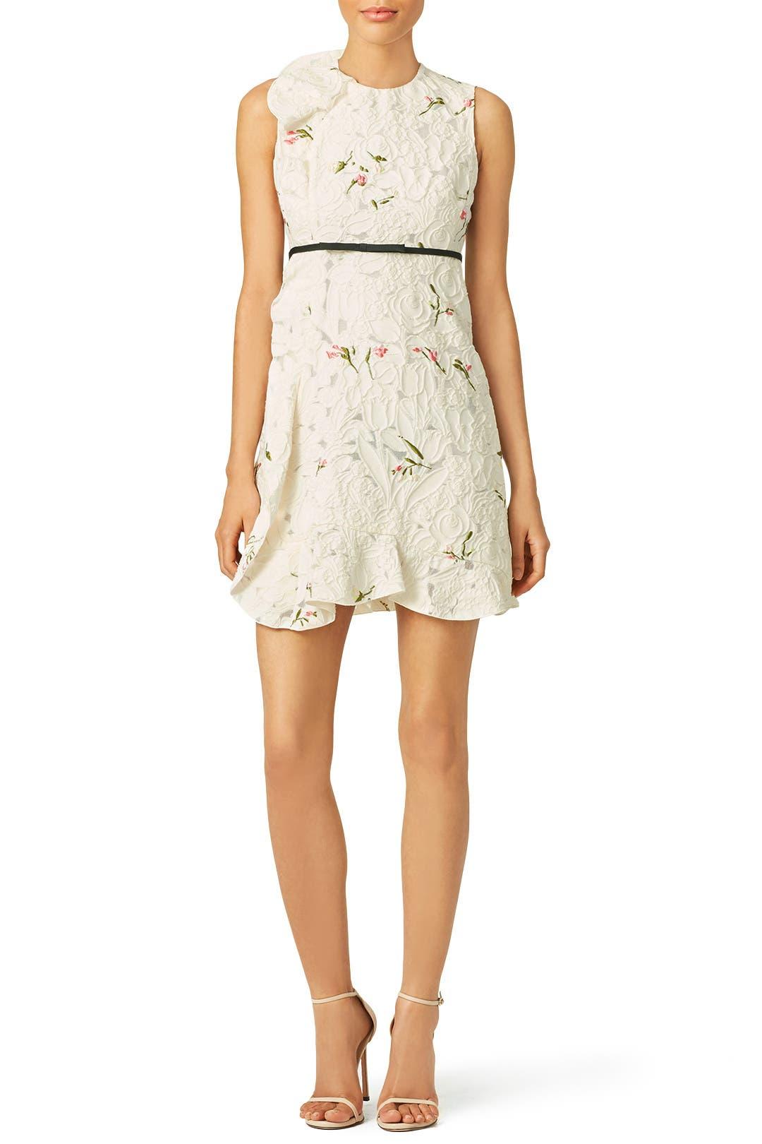 Giambattista Valli Throwing Roses Dress